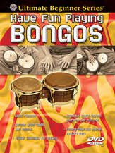 Ultimate Beginner Series: Have Fun Playing Hand Drums: Bongos - DVD