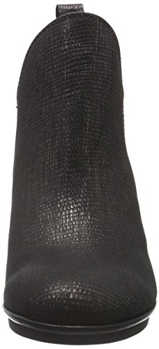Hispanitas Damen Ambers Kurzschaft Stiefel Schwarz (Tejus-i6 Black Tejus-i6 Black)