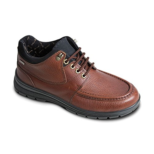 Padders Men's Waterproof Leather Boot 'Crest' | Made in Britain | Dual...