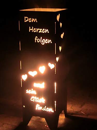 *Feuersäule/Dem Herzen folgen.*