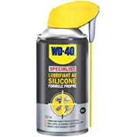 WD-40 specialist  Lubrifiant silicone 400 ml double position
