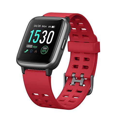 Intelligente Uhr, Tragbare Elektronik Stock ID205 HD Touchscreen Intelligente Uhr Passomete Sleep Tracker Bluetooth Sport Wasserdicht 1,3
