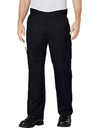d-lp2377bk, Flex comodidad cintura EMT–Pantalones para hombre–nuevo