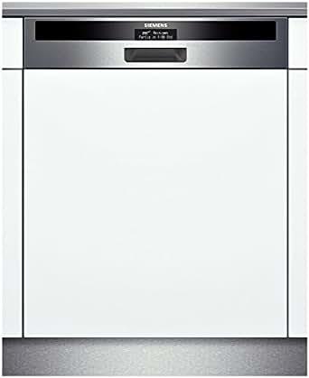 Siemens SN56T590EP Lave-vaisselle 41 dB Argent