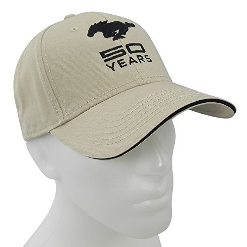 ford-mustang-50th-years-anniversary-beige-baseball-hat-by-cbs-ford
