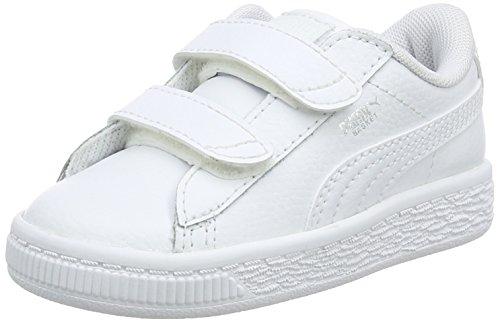 PUMA Basket Classic LFS V Inf, Sneakers Basses Mixte Enfant