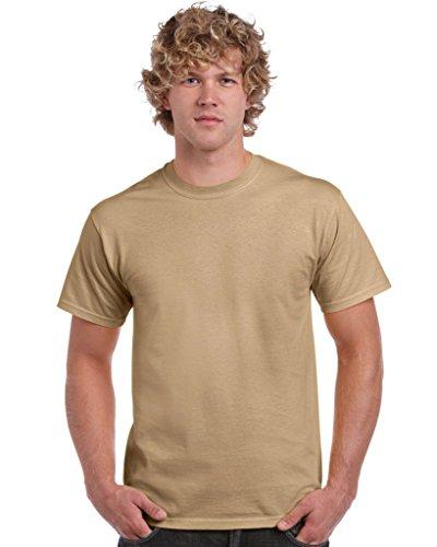 T-Shirt Ultra - Farbe: Tan - Größe: M (Tan Baumwolle Shirt)