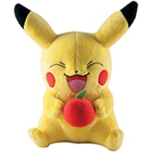 Pokémon - Peluche Pikachu, color amarillo (Bizak 30698763)