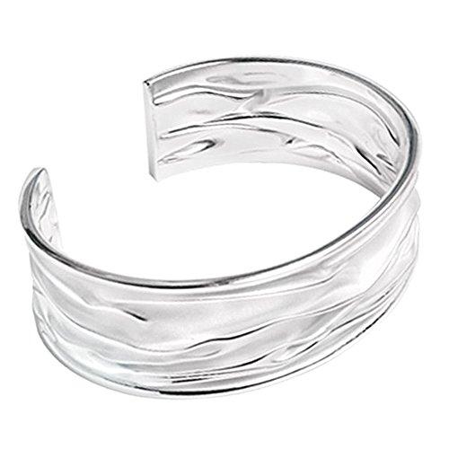 brazalete de plata