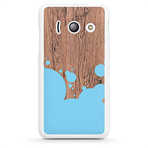huawei-ascend-y300-housse-etui-silicone-coque-protection-bois-taches-couleur
