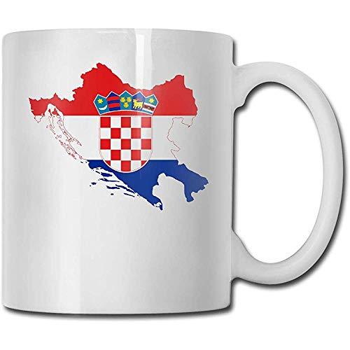 Tassen Kroatien Kaffeetasse Sarcastic White Travel Mug