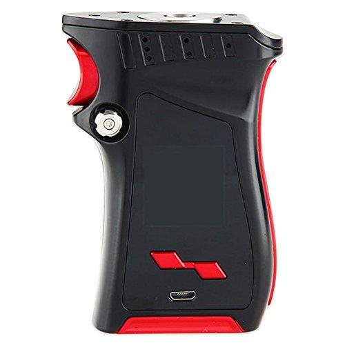 Authentisch SMOK Mag Kit Kein Nikotin 225W Mod Rechte Version (Schwarz Gun Metal) (Chaser-kit)
