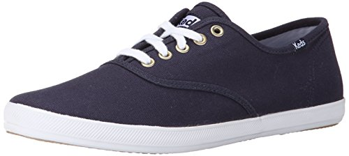 Keds Champion Cvo - Zapatillas, color Black/White, talla 35.5