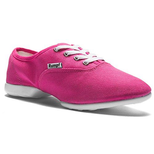 Bild von Rumpf Bee 1515 Dance Tanz Sport Sneaker Hip Lindy Hop Trainings Schuhe Leinen