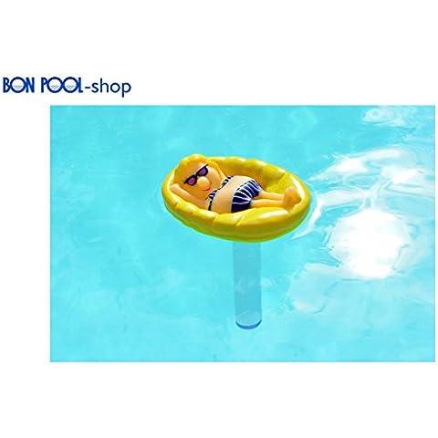 Agua Termómetro niña en Pool Piscina Bon Pool