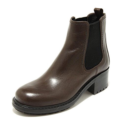 5111G stivale donna marrone CAR SHOE soft calf scarpa boots shoes women [39]