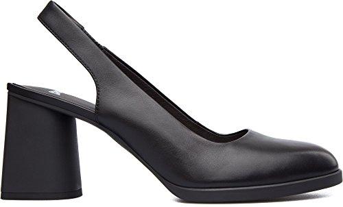 LEGGERE scarpe nere CAMPER K200107-003 Nero