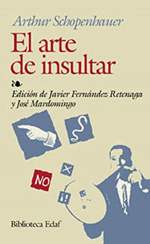 Arte De Insultar, El (Biblioteca Edaf)