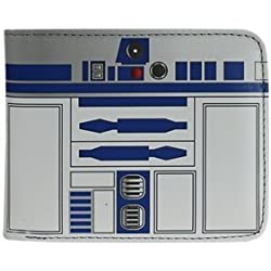 Billetera Star Wars-R2 D2 Fashion