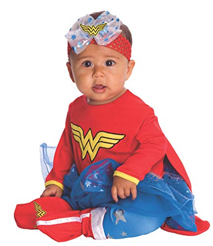 Wonder Woman Onesie Costume Infant 6-12 Months