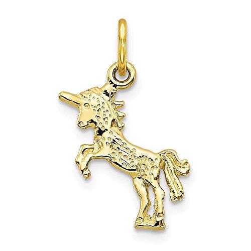10 K BABY Einhorn - höherer Feingehalt als 9ct Gold - JewelryWeb