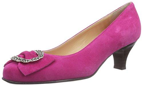 Diavolezza CAMELIA Damen Pumps Pink (Fucsia)