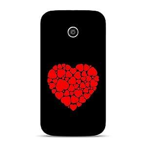 Mobile Back Cover For Motorola E (1st Generation) (Printed Designer Case)