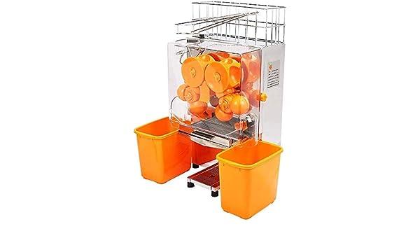 Orange Juice Machine Commercial Auto Feed Orange Squeezer