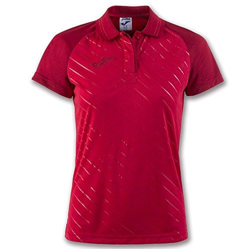 Joma Polo M/C Turnier II Damen Rot Uniforms Polos Rot
