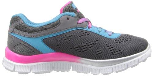 Skechers - Skech AppealWhimzies, Scarpa tecnica per bambine e ragazze Grigio (CCMT)