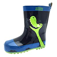 Disney The Good Dinosaur Boys Rubber Wellington Boots