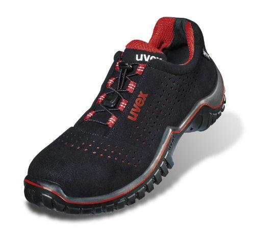Uvex-Motion-Style-Sicherheits-Halbschuh-S1-SRC-ESD