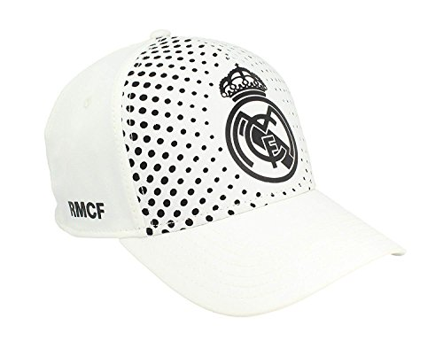 Real Madrid FC Gorra Adulto Producto Oficial 2018/2019