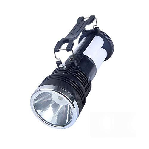 WYX Neue LED-Taschenlampe Outdoor Solar Camping Light Light Multi-Purpose Camping Taschenlampe Notaufnahme Licht für Camping, Wandern, Auto-Notfälle, und Home Repair etc. Led Multi-purpose Light