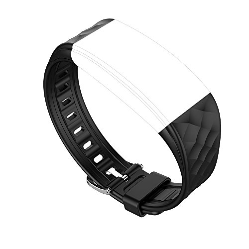 Fitness Tracker Replacement Bracelet Replacement Belt, For Tigerhu S2 Activity Tracker Watch Bluetooth Pedometer Step Counter with Sleep Monitor Smartwatch for IOS and Android.
