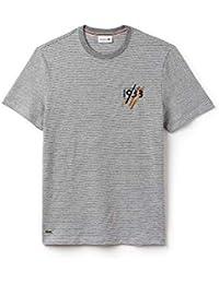 fec24a0298 Amazon.co.uk: Lacoste - Tops, T-Shirts & Shirts / Men: Clothing