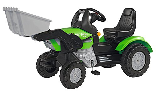 Trettrecker BIG 800056546 - John-XL-Loader