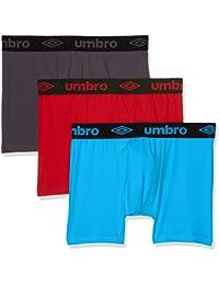 Umbro X3, Boxer Homme, (lot de 3)