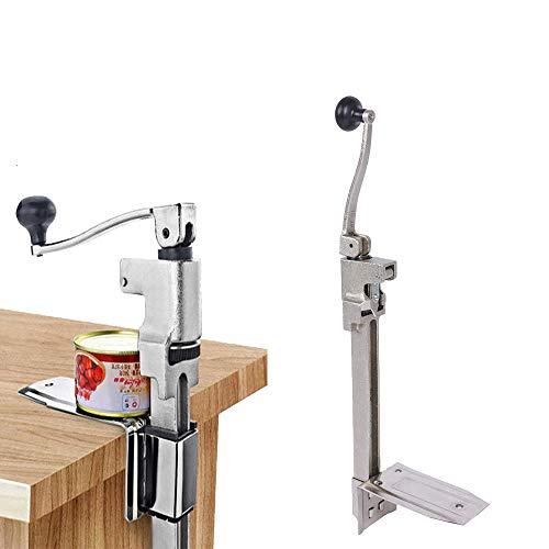 Gototop apriscatole professionale manuale, apriscatole industriale professionale da banco,470 mm