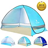 WloveTravel Tente de Plage Automatique d'extérieur, Cabine, Tente de Camping, abri...