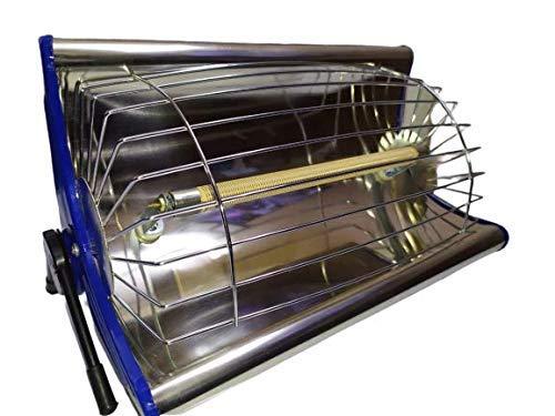 Starvin Happy Home Laurels Single Rod Type Heater || Room Heater || 1 Season Warranty || Model - bobby. 12