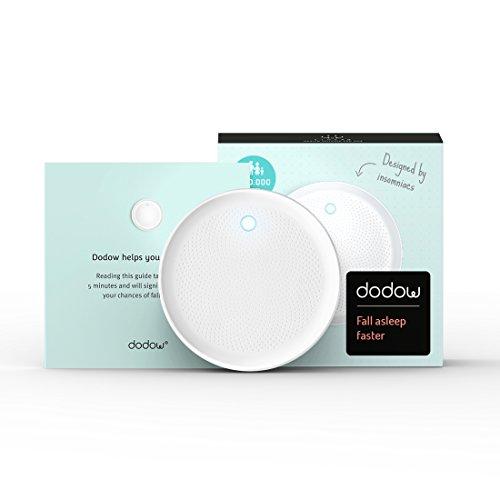 Dodow - Metronomo Luminoso Progettato per Aiutare ad Addormentarti Più Velocemente, Bianco