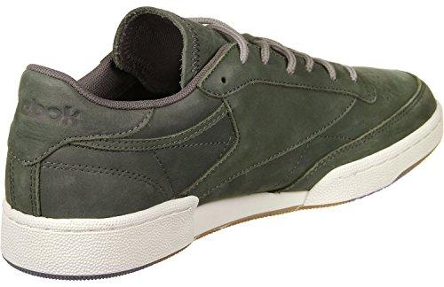 Reebok Club C 85 Wp, Chaussures de Gymnastique Homme Vert