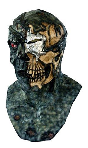 x Kopf Hals & Face Mask Sea Dagger (Komplette Alien Kind Kostüme)
