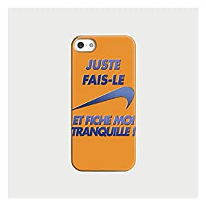Coque iphone 5/5S Parodie Nike