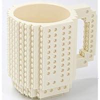 H-vuality-C Kreative Persönlichkeit Montage Tasse DIY Montage Tasse eingebettet Ziegel Tasse, Geburtstag Geschenk Tasse