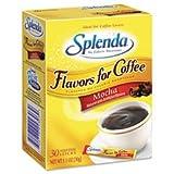 30 Sticks Splenda No Calorie Sweetener Mocha aus den USA