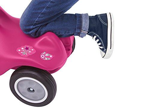 BIG Spielwarenfabrik 800056164 -New-Bobby-Car Rockstar Girl - 6