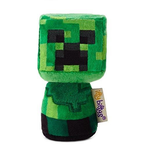 Hallmark Itty Bittys Minecraft Creeper US Edition