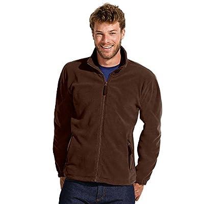SOLS Herren Fleece Jacket North 55000
